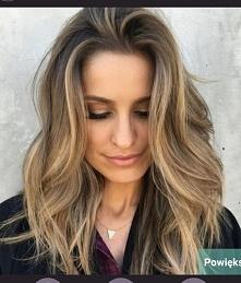 Myślicie że na długich włosach taka koloryzacja wygladalaby dobrze ?