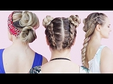 Easy Beach Hairstyles Tutor...