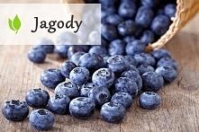 jagody - owoce pełne witamin
