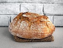 Prosty chleb pszenny na dro...