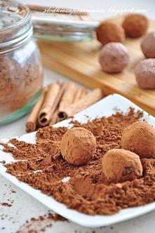 Trufle serowo-czekoladowe S...