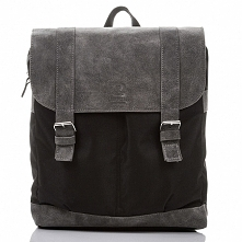 Skórzany plecak Paolo Peruzzi w klimacie vintage dostępny tylko w SuperGalant...