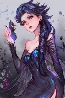 Dark Frozen =^.^= *pinterest""