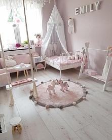 przepiękny dziewczęcy pokój :)