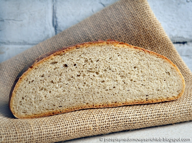 Chleb polski pszenno-żytni