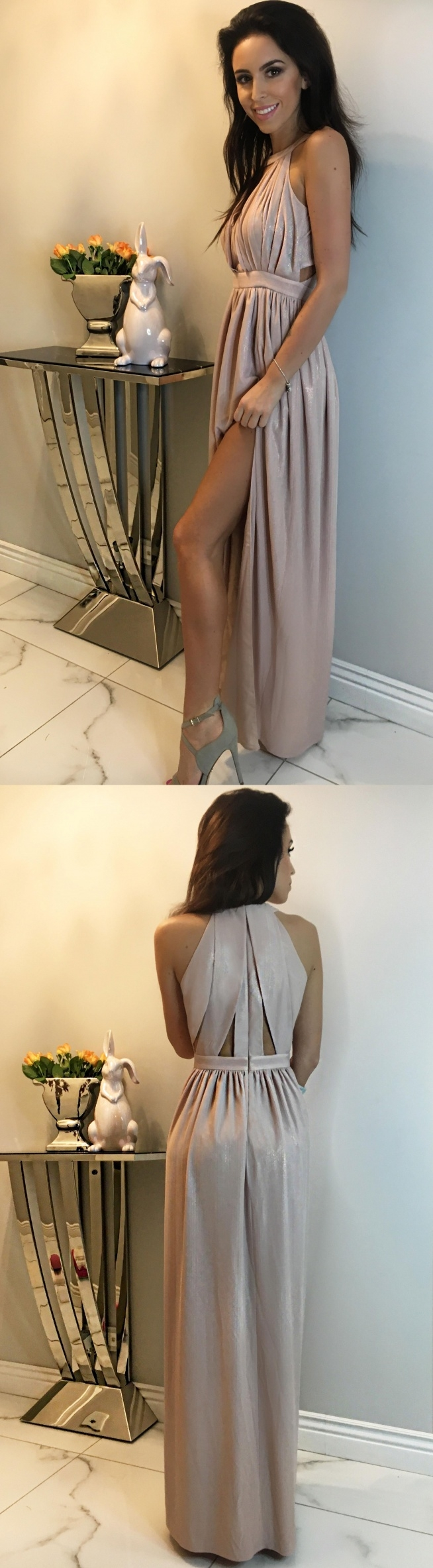 Przecudna sukienka! Idealna na wesele, dla druhny <3 Z kolekcji Illuminate