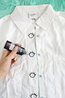 diy koszula