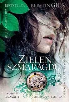 Kerstin Gier - Zieleń Szmaragdu