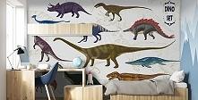 Dinozaury w pokoju nastolatka