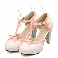 Prześliczne buty na ślub cz...
