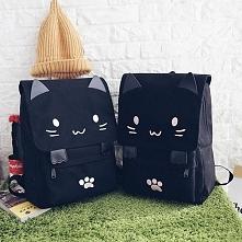 "Słodki plecak ""Kitty Bag"" od Bagle.pl"