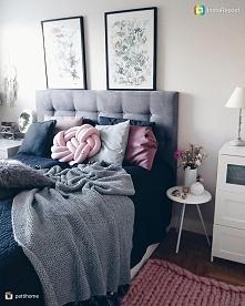 #sypialnia #knotpillow #dodatki #do #domu #poduszka #knotpillow #dekoracje #d...