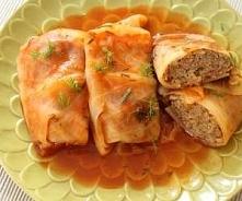 Mój przepis na pyszne gołąbki :) -1 pudełko kaszy jęczmiennej -0,70 dag mięsa mielonego (można więcej jak to lubi) -1 główka kapusty   *Gotuje kapustę z 1 łyżka oleju i trochę s...