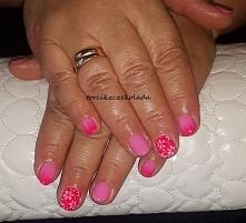 Różowe cukiereczki :)