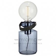 Lampa stołowa ADRIAN - dostępna w =mlamp=  Prezentowane oświetlenie to bardzo ciekawa lampa stołowa, która nada ciekawego detalu każdemu wnętrzu urządzonemu w stylistyce industr...