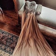 suknia balowa do ziemi