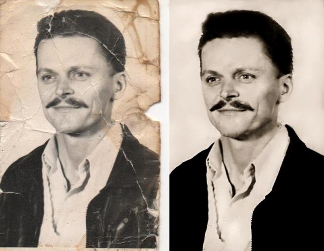 Przeróbki zdjęć, odrestaurowanie starych fotografii - więcej info pod adresem k-galinska1@wp.pl