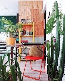 urban jungle domowe biuro Czy zdarza Ci się czasem patrzeć na swoje mieszkanie i myśleć, że zupełnie nie oddaje Twojego charakteru? Że tak naprawdę ktoś inny mógłby w nim zamies...