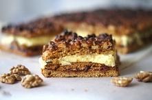 Ciasto Snickers- popisowe mojej mamy