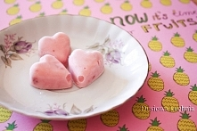 Jogurtowe cukierki