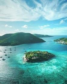 Tropikalny raj! Wyspa Tortola