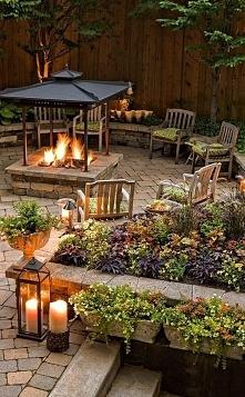 *** Ogród