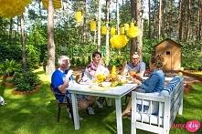 Jak zrobić garden party las...