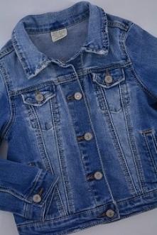Nowa dostawa odzieży dziecięcej. Jeansowa kurtka ZARA.