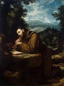 Św. Franciszek z Asyżu - artykuł o świętym