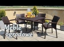 Nowa oferta mebli ogrodowych w firmie Chomik Gdów