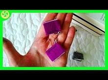 Jak zrobić kolczyki z filcu w kształcie książki? Tego dowiecie się z naszego ...
