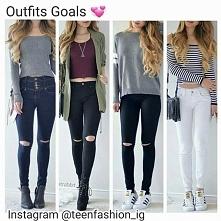 Który outfit wybieracie?