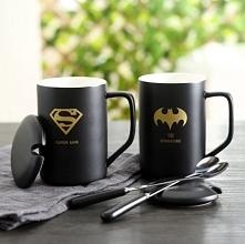 Batman czy Superman? Który kubek wybieracie?