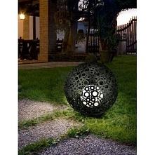 EGLO lampa ogrodowa stojąca FERROTERRA 89565