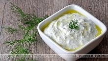 Kremowy sos do sałatek