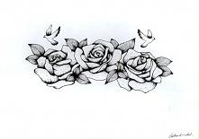 Projekt tatuażu ;)  Przerabiany indywidualnie na życzenie ;)  Zapraszam ! ;)