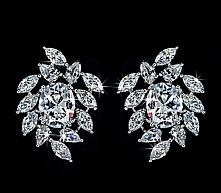 LUKSUSOWE KOLCZYKI 4Tempora Original Wysokiej jakości biżuteria ślubna i wiec...