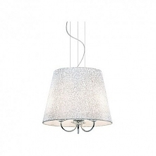 LE ROY SP3  IDEAL LUX LAMPA WISZACA     LE ROY - lampa wisząca w eleganckiej,...