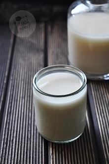 Mleko owsiane    1 litr przegotowanej zimnej wody 1 szklanka płatków owsianyc...