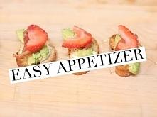 Strawberry, Avocado & P...