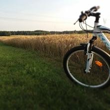 •• jazda rowerem •• 15,85 k...