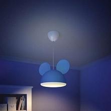 MICKEY MOUSE 71758/30/16 Philips lampa wisząca  Dzieci pokochają tę opracowan...