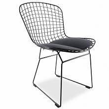 Krzesło metalowe Patrick