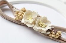 OPASKA NEW BORN VINTAGE MINI WIANUSZEK Kwiaty
