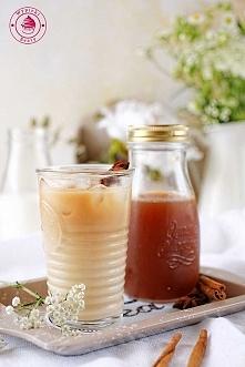 Chai tea - mrożona i ciepła...