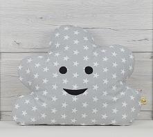 Poduszka dekoracyjna dla dziecka 40x50 - Chmurka