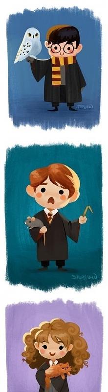 Nieważne ile lat minie, Harry Potter na zawsze pozostanie w moim sercu ❤!