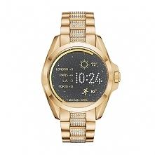 Michael Kors MKT5002  nowość ! Smartwatch unisex dla kobiet w kolorze złotym ...