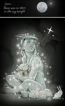 """""""Patrz... na niebie nie ma gwiazd dziś wieczorem"""""""