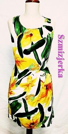 Lubicie kwiatki? więcej na Fb Szmizjerka :)